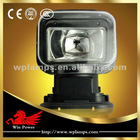 Hottest Hight power super bright auto/car HID working spotlight with build in ballast 12V35W 24V55W