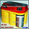12v 4ah ytx4l-bs Spiral motorcycle battery