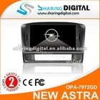 Sharing Digital New Car DVD With GPS IPOD USB Radio For OPEL Astra