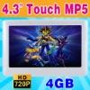 4GB Digital MP3 MP4 MP5 Game Player MP-23