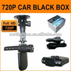 vehicle camera video recorder 720P HD with 2.5 inch tft lcd screen, night vision ir leds