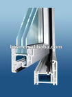 export PVC window profile
