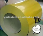 Hot!!! color coated steel coil