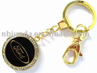 Ford Car logo key chain