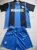 The latest 2012-2013 inter milan home blank football jerseys