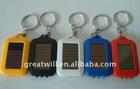hot sell Mini Solar lamp solar flashlight Solar Torch with 3 LED light