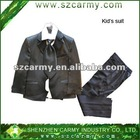 Boy's formal business dress suit with tie and vest/wedding suit