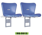 plastic soccer stadium chair, outdoor chair
