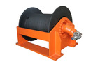 hydraulic winch from1 ton to 100 ton