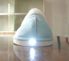 2012 led light slippers fashional indoor slippers(KN-SL-77)