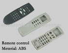 plastic product OEM ABS remote control
