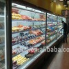 Air Curtain Refrigerated Display Cabinet