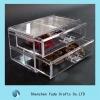 acrylic jewelry storage drawer/clear_acrylic_makeup_case_cosmetic/plexiglass jewelry_box