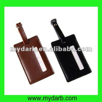 Leather Hang Tag