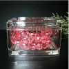 Clear acrylic storage box & jewelry box