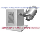 SBH Type Mixer with Three-Dimensional Swing (mixing machine)