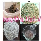 HOT!!! Sodium bentonite cat litter
