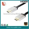 HDMI Certification flat Mini HDMI Cable support Ethernet,1080P