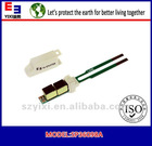Grey 2 filters gold finger co pots adsl splitter for China telecom used in krone module wholesale