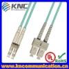OM4 Fiber Optic Cable SC/LC