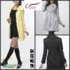 Lady long minimalist temperament fashion apparel
