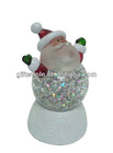 USB Santa ball LIGHT for Christmas decor