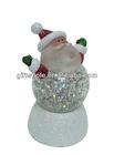USB Santa ball LIGHT for Christmas decor