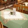 visa table cloth