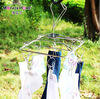 2013 new design stainless steel clothes hangers