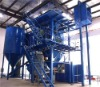 China automatic natural gypsum powder machine