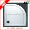 cheap sector acrylic low shower tray in promotion