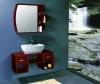 New oak bathroom cabinet,2012 wood bathroom vanity