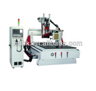 Wood CNC Router With Disc Auto-Tool Change System
