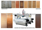professional wood engraving CNC router with linear ATC