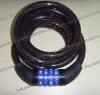 1500mm combination cable lock