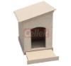 Small Plastic Animal House