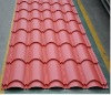 popular corrugated galvalume roof sheet/Orientile /africa popular roof sheet/ YX25-210-1050