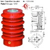 CG10-105 Capacitive Cast Epoxy Insulator for Middle Voltage Switchgear