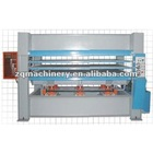 Hydraulic door hot press
