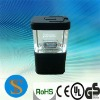 15 bright white LEDs camplight lamp