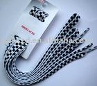 silk printing fashion shoelace
