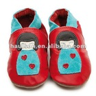 Genuine Leather Soft Sole Baby Shoe