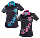 2012 cool dry sublimation short sleeve t-shirt for women