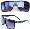2012 new design big frame cheap plastic women sunglasses