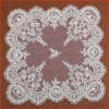 Luxury Beaded Embroidered Lace Table Cloth