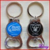 Bottle Opener Keychains With PVC Logo