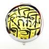 leopard print mirrors,designer compact mirrors