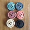 YD-WN2 cloured wood button