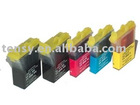 Compatible ink cartridge LC-31BK / LC-800BK/LC-31C / LC-800C/LC-31M inkjet printer ink cartridge