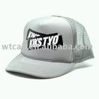 Mesh cap,100%cotton+mesh,emb baseball cap